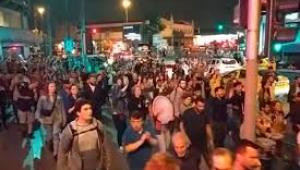 İstanbul'da eylemler sürüyor
