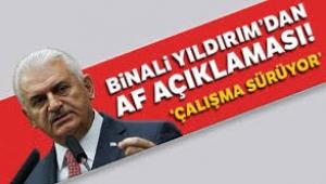 İstanbul seçimi için sandıktan af çıktı