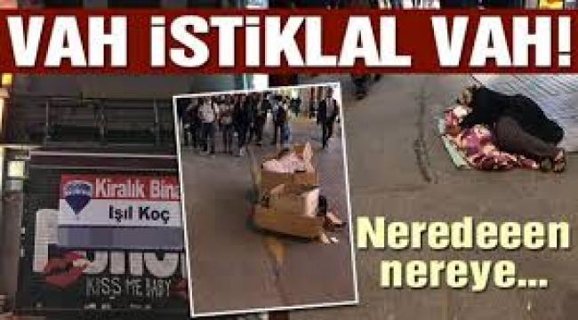 İstiklal Caddesi'nin Önlenemez Çöküşü