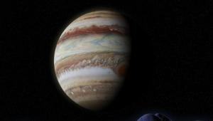 Jüpiter'in manyetik alanının değiştiği keşfedildi