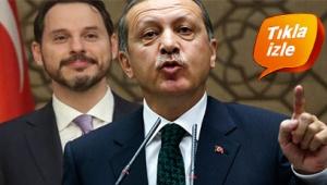 Milli Görüş Erdoğan'ı yine damatla vurdu