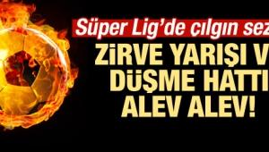 Süper karıştı Lig'de puan durumu ve kalan maçlar