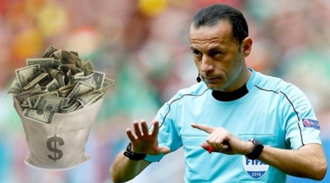 Süper Lig'de hakemler ne kadar maaş alıyor?