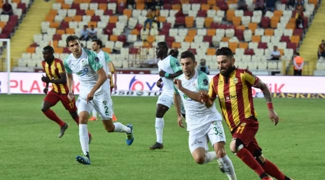 Süper Lig'de küme düşen ekipler belli oldu