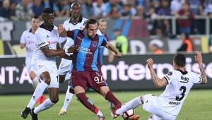 Trabzonspor 2 - 1 Beşiktaş