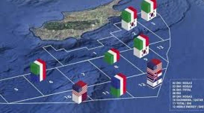 Türkiye hariç Doğu Akdeniz Ülkeleri doğalgaz konusunda birleşti.