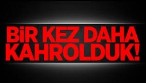 Türkiye-İran sınırında terör saldırısı: 1 asker şehit, 1 asker yaralı!