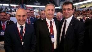 Yavaş ve Soyer'den İstanbul mesajı