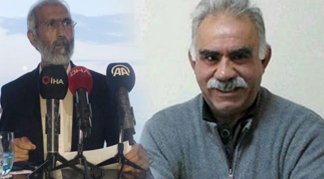 Ali Kemal Özcan: Arınç beni Erdoğan ile görüştürdü, Öcalan'a 2 kez gittim