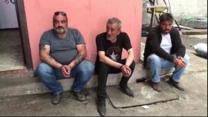 Ankara'da 'Balta' çetesine operasyon!