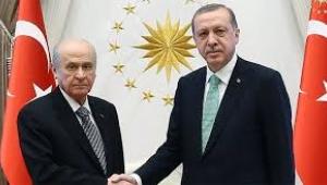 Bahçeli'nin Erdoğan'a ilettiği rahatsızlıkları