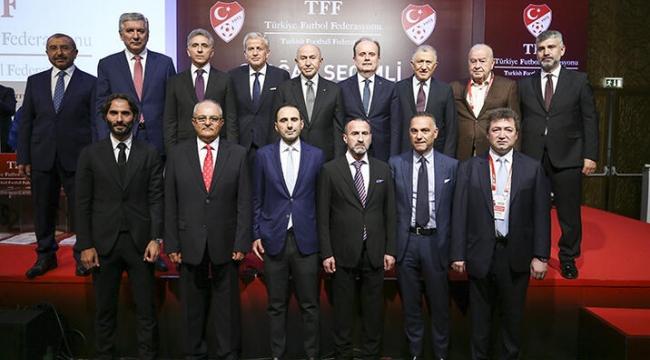 Bakın Türk futbolunu kimler yönetecek