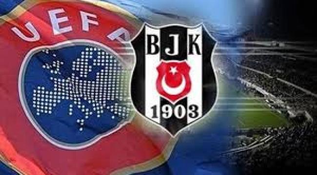 Beşiktaş'ın ihtar cezası yediği ortaya çıktı