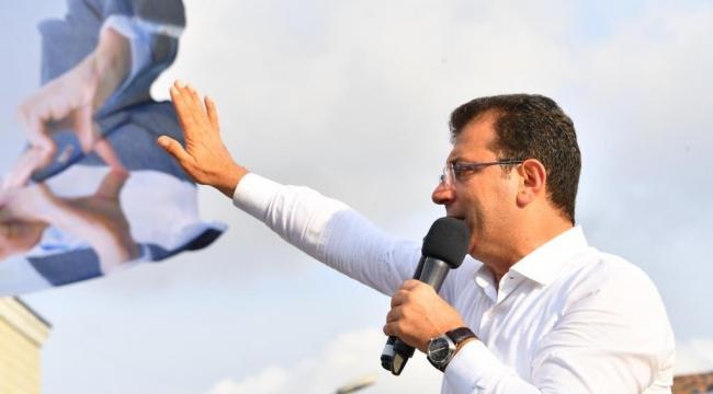 Ekrem İmamoğlu yeniden İstanbul Büyükşehir Belediye Başkanı