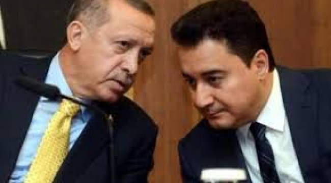 Erdoğan-Babacan kulisi: Bak burası evin; O imkan kalmadı cumhurbaşkanım..