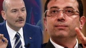 İmamoğlu'ndan Süleyman Soylu'ya 'Demirtaş' yanıtı