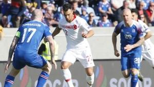 İzlanda Türkiye'ye gecit vermedi 2-1