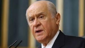 MHP lideri Bahçeli hakkında şok iddia
