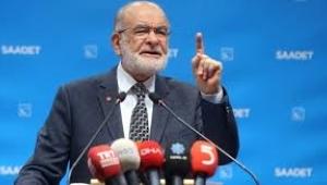Saadet Liderl Karamollaoğlu'na büyük ayıp pasaportuna iptal