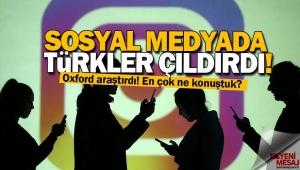 Sosyal medyada Türkler çıldırdı!