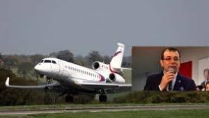 Soylu: Koç'un özel uçağı İmamoğlu'na tahsis edilmiş