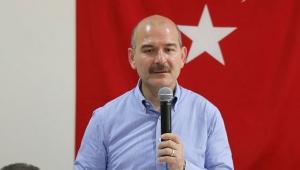 Süleyman Soylu, Canan Kaftancıoğlu'nu eleştirirken