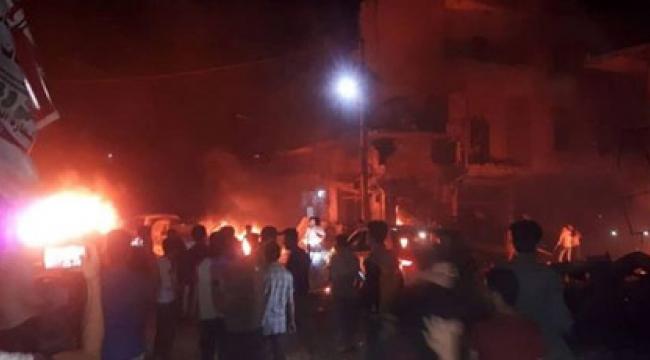 Suriye sınırında bombalı saldırı
