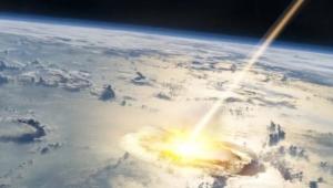 Uzmanlar uyardı: ''Dünya'ya göktaşı çarpacak''