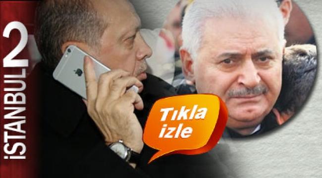 Yıldırım'ı kim ağlattı seçim sonuçları mı yoksa Erdoğan mı