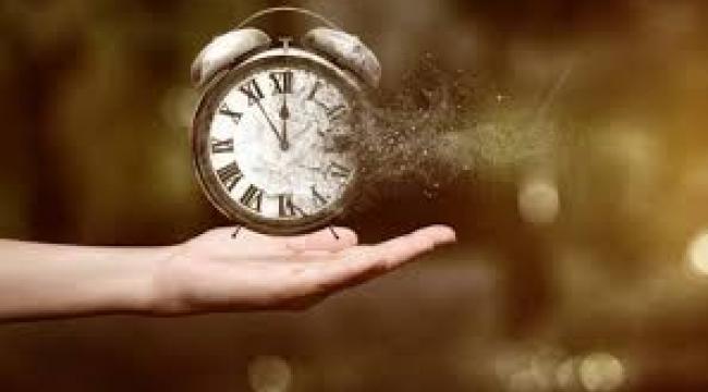 Zaman bir illüzyon mu?