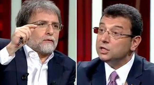 Ahmet Hakan'dan Ekrem İmamoğlu'na: Çok nutuk atıyorsun