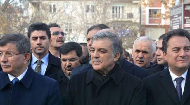 Babacan ve Gül, Davutoğlu'nun Erdoğan tarafından görevlendirildiğini düşünüyor