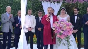 Boydak Holding Ceo'sunun kızının düğününe siyasiler akın etti