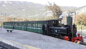 Dünyanın sonundaki tren
