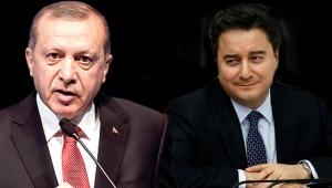 Erdoğan, Ali Babacan'a Ümmeti parçalamaya hakkınız yok