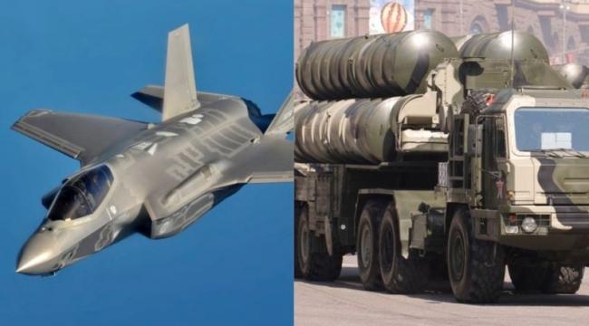 F-35 mi, S-400 mü, ABD mi, Rusya mı?