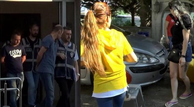 İzmir'de fuhuş operasyonu: Yeni araçlarımız geldi