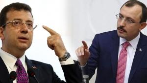 Meclis'te 'İstanbul' tartışması: Ekrem zavallı