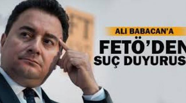Savcılık Ali Babacan için harekete geçti