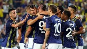 123 haftalık hasret bitti, Fenerbahçe liderlik koltuğunda