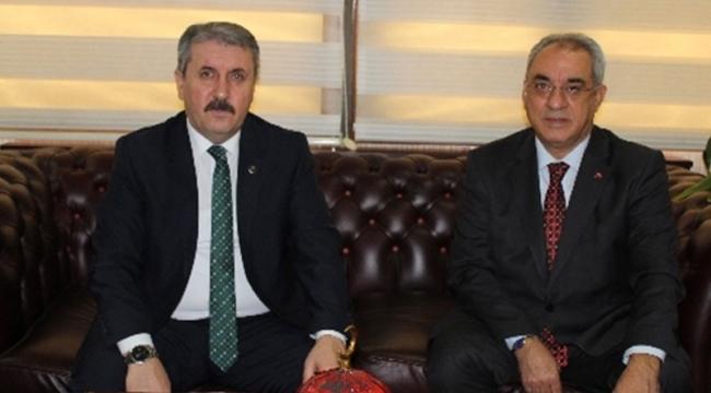 BBP ve DSP'den belediye başkanlarının görevden alınmasına destek