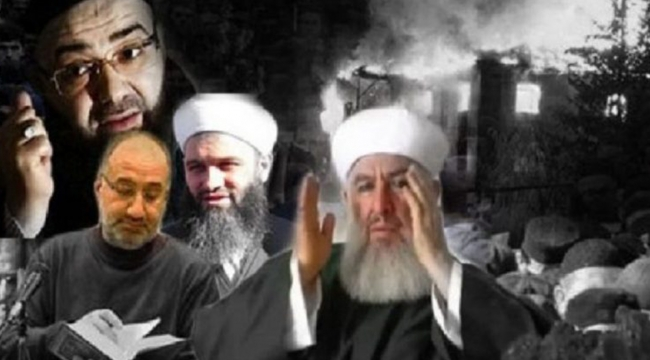 Cemaat ve tarikatların denetlemesi tartışması büyüyor; Erdoğan'ın eski danışmanı: Orada durun!