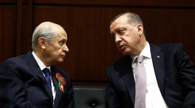 Cumhur İttifakı'nda iktidar biziz kavgası