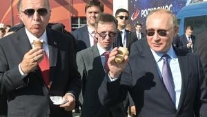 Dondurma bedava, limuzin hediye: Yaşasın Türk-Rus ilişkileri!..
