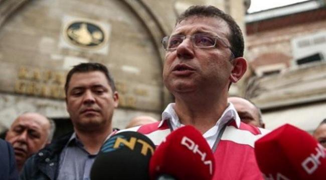 Ekrem İmamoğlu'ndan İstanbul'a da kayyum atanabilir diyenlere sert tepki