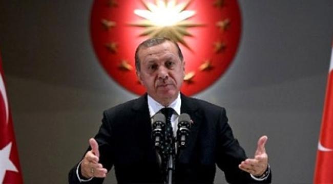 Erdoğan'a soru sorulamayacak