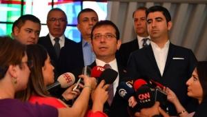 Eski CHP'li vekilden İmamoğlu'na: Bizi iyi kekledin başkan!