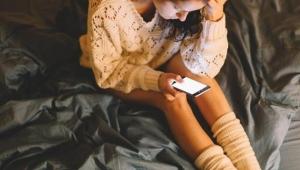 Gençler sosyal medya yüzünden 'uyku sorunu yaşıyor