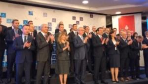 İBB'nin yeni üst yönetimi kamuoyuna tanıtıldı