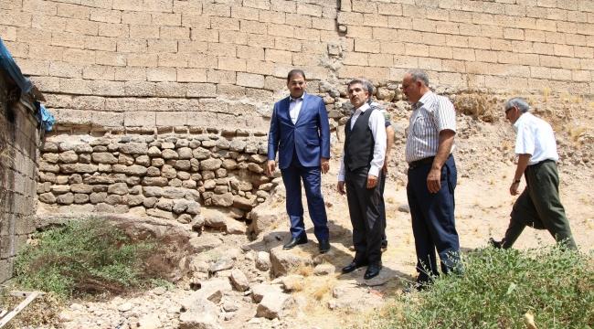 İbrahim Tatlıses'in doğduğu mağara restore edilip turizme açılıyor